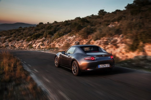 Mazda's new MX-5 has a very slick folding roof - so we put