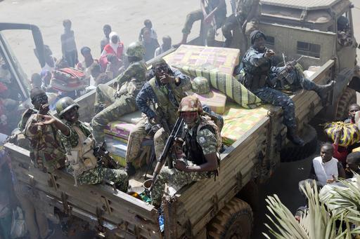 Gambia Crisis