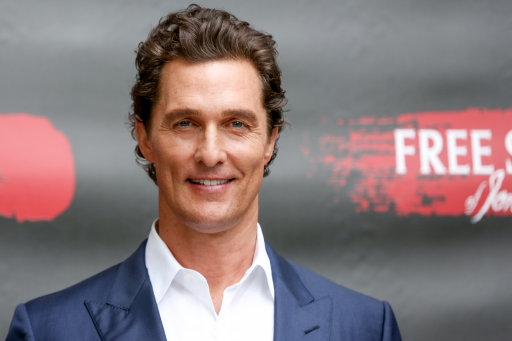 Matthew McConaughey learned how to say his famous 'alright ...