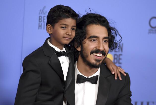 The 74th Annual Golden Globe Awards - Press Room