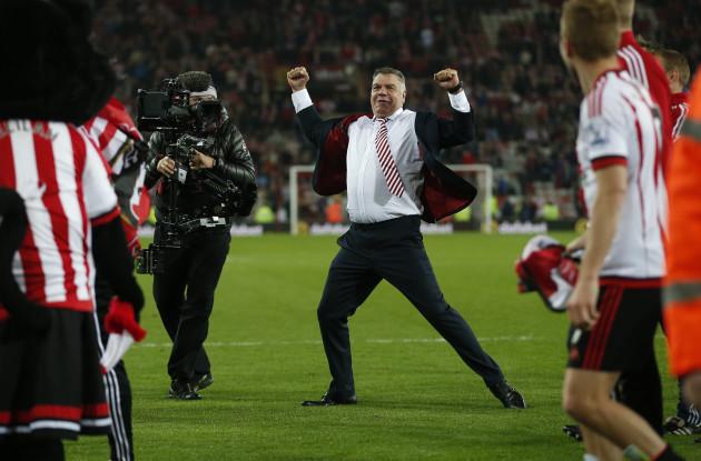 Sunderland v Everton - Barclays Premier League - Stadium of Light