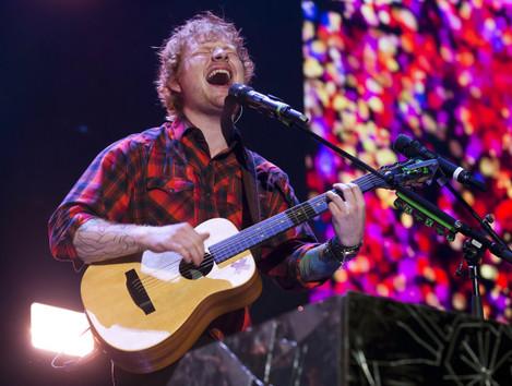 Ed Sheeran in Concert - Foxborough, MA