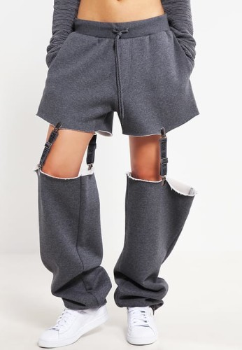 a8cde52de0d1 People are extremely tickled by these  tracksuit bottoms  Rihanna ...