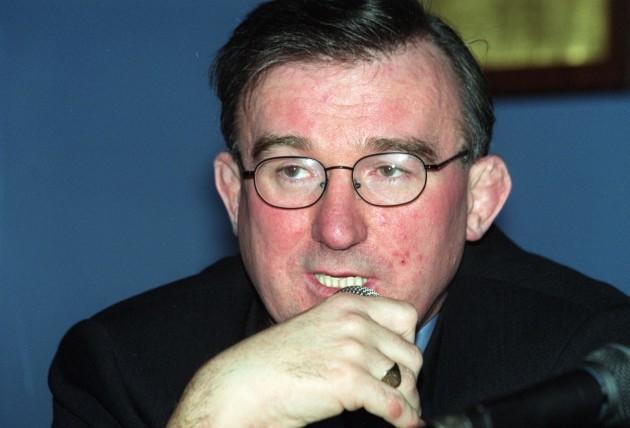 Jim Glennon  31/11/1999