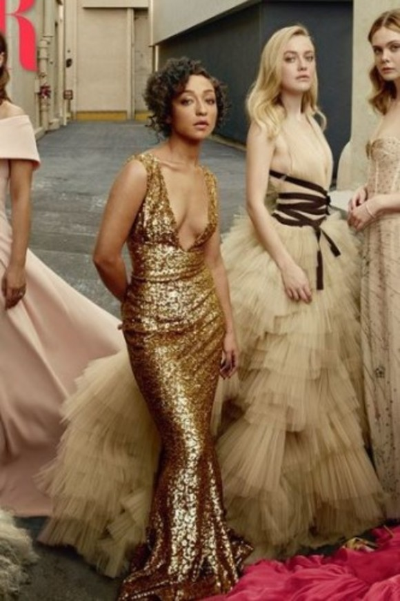 This year's Vanity Fair Hollywood cover has landed, and it features