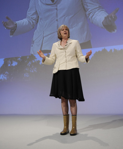 Conservative Party Conference - Day One