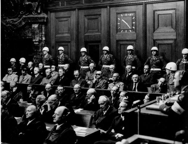 Germany Nuremberg Trial