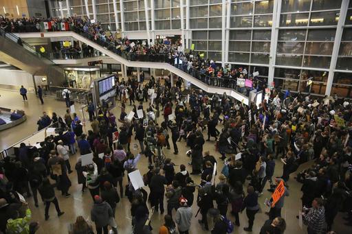 Trump Refugees Seattle