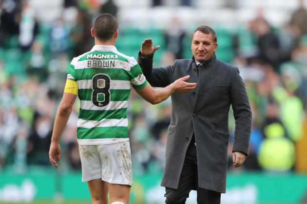 Celtic v Heart of Heart of Midlothian - Ladbrokes Scottish Premiership - Celtic Park