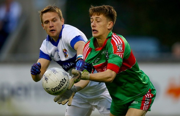 Tomas Quinn with Evan Comerford