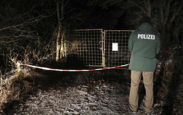 Germany Dead Teenager