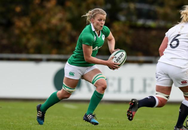 Ireland's Claire Molloy