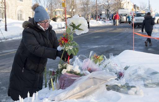 Canada Mosque Shooting Vigil