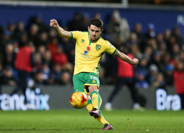 Queens Park Rangers v Norwich City - Sky Bet Championship - Loftus Road