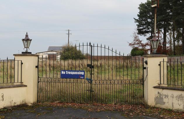 John Gilligan assets to be sold