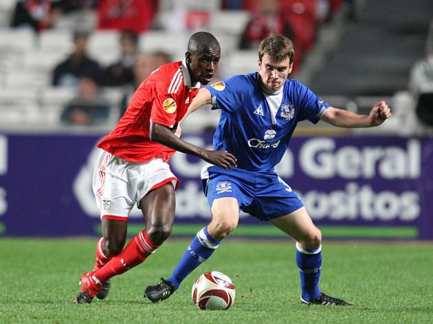 Soccer - UEFA Europa League - Group I - SL Benfica v Everton - Estadio da Luz