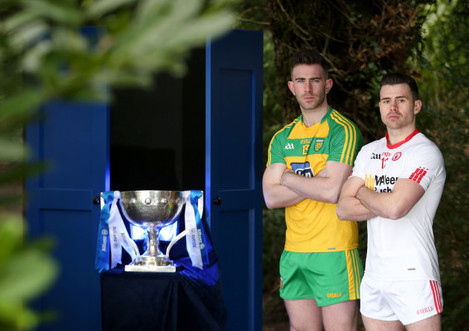Patrick McBrearty and Darren McCurry