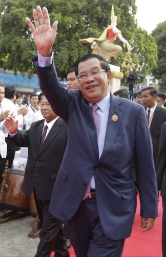 Cambodia Victory Dasy