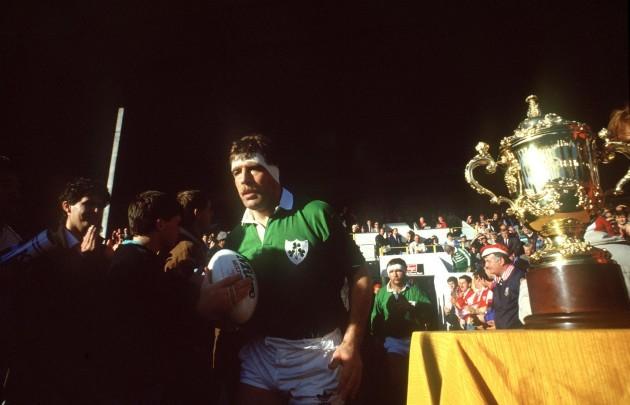 Donal Lenihan 1987