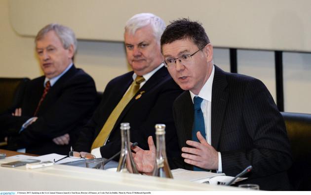 GAA Annual Finances Launch