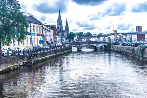 South Gate Bridge Cork City