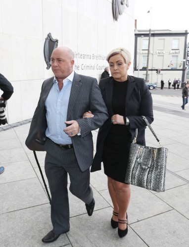 File Photo Mahon gets seven-year sentence for stepson's manslaughter.