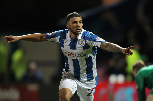 Huddersfield v Brighton and Hove Albion - Sky Bet Championship - John Smith's Stadium