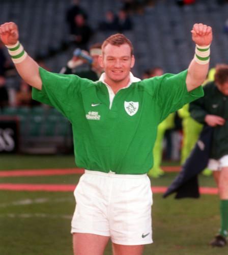 Ireland/5 Nations/David Corkery