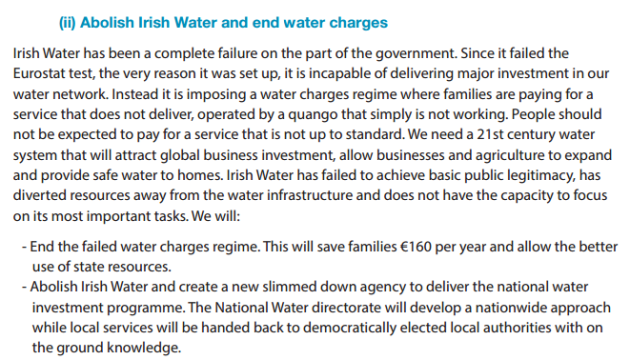 ff water charges