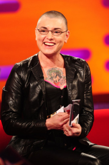 Sinead O'Connor taxes