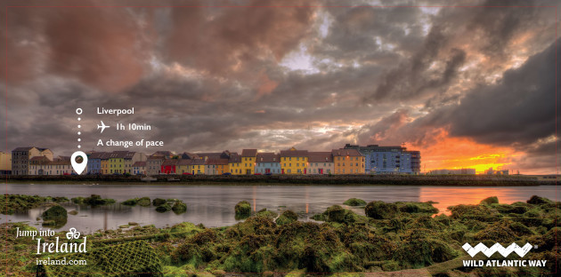 Galway to Benefit as New €500K Wild Atlantic Way Campaign Laun