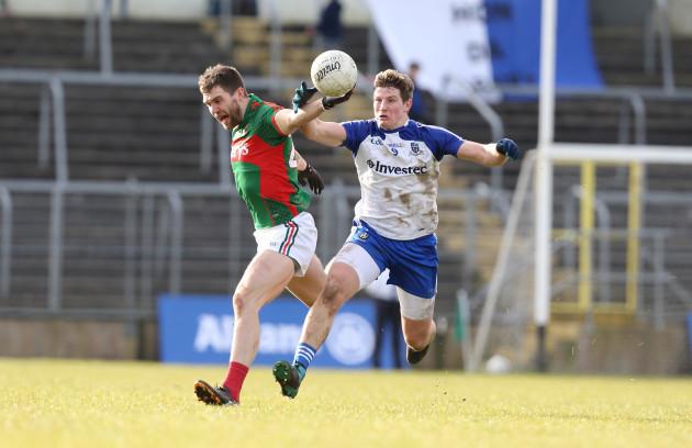 Seamus O'Shea and Darren Hughes