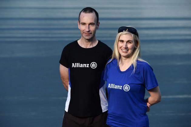 Allianz Ireland Backs Marathon World Record Attempt