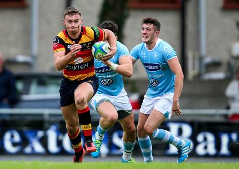 Daniel McEvoy on the attack