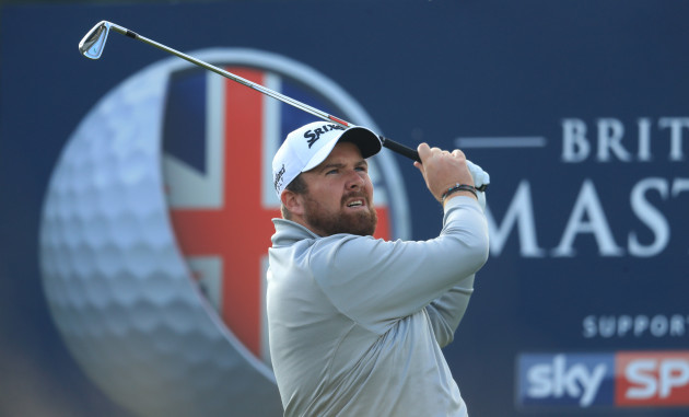 2016 British Masters - Day Two - The Grove