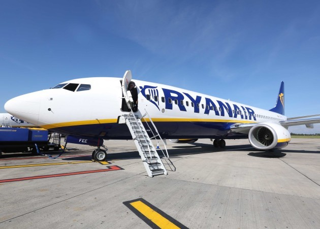 File Photo RYANAIR HAS CLAIMED to be the world's favourite airline after new figures showed the airline carried over 101.4 million international passengers last year.