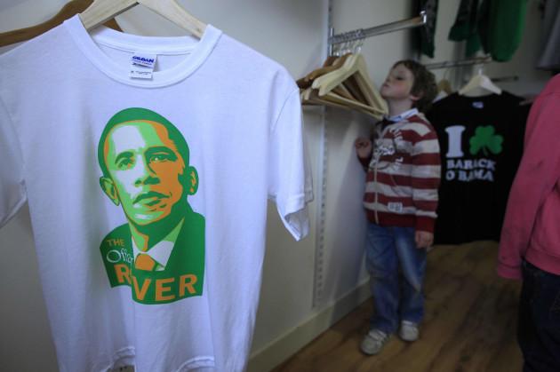 Ireland Obama Visit