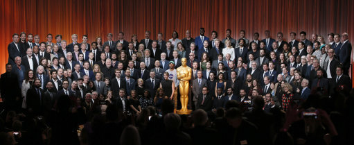 89th Academy Awards Nominees Luncheon - Inside