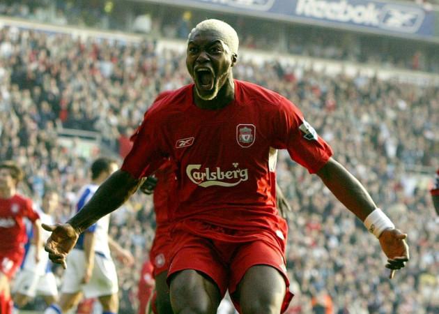 Soccer - FA Barclays Premiership - Liverpool v Blackburn Rovers - Anfield