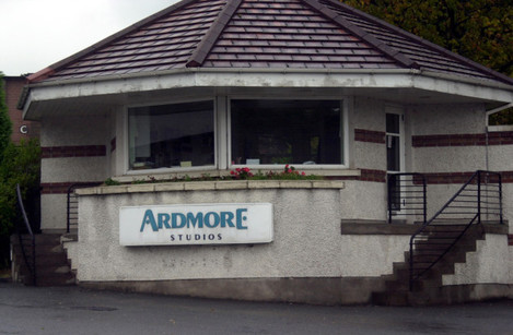ARDMORE STUDIOS IRISH FILM INDUSTRY