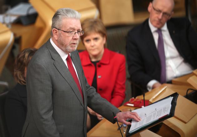 Brexit debate - Scottish Parliament