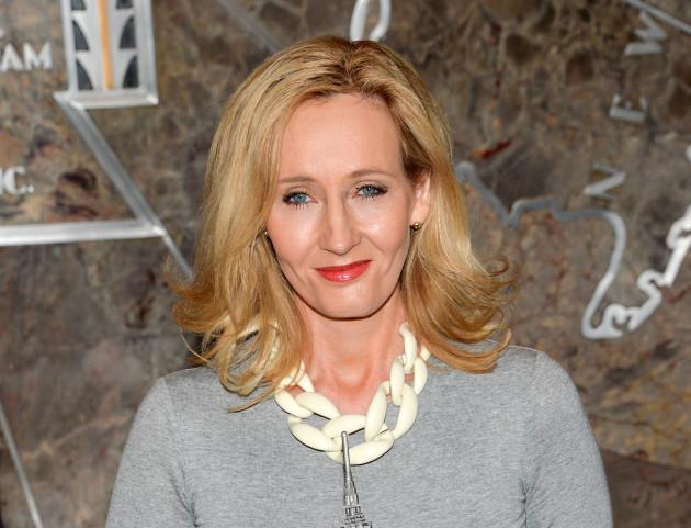 People JK Rowling