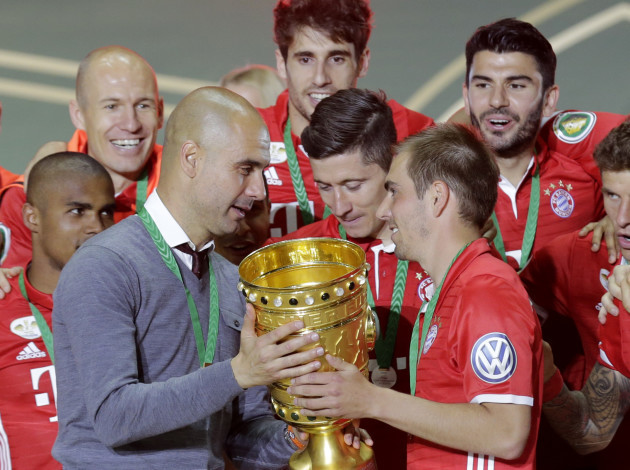 Germany Soccer Cup Final