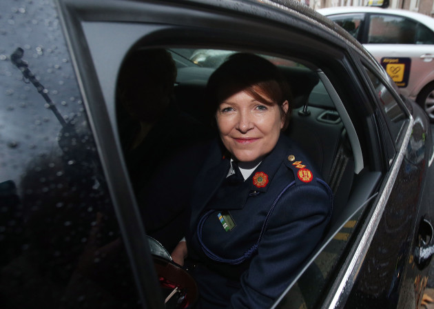 Garda Commissioner before the Oireachtas Joint Committee