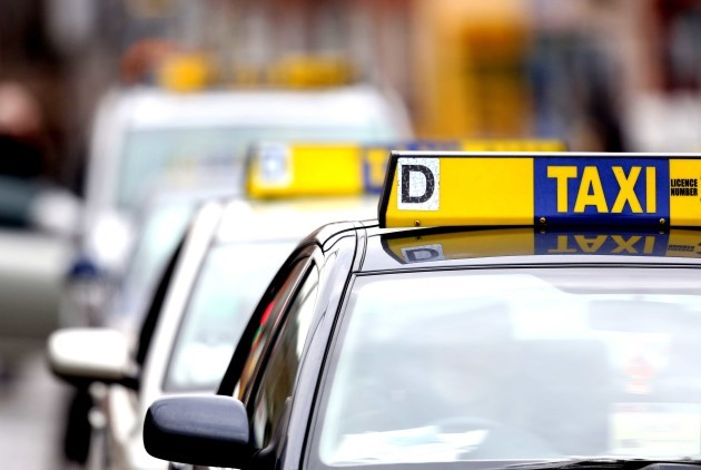 File Photo Should taxi drivers here have to take an English language test. The NTA is asking that question.