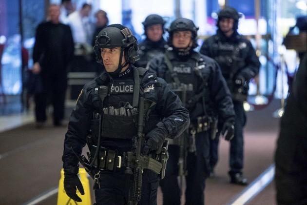 Trump International Security