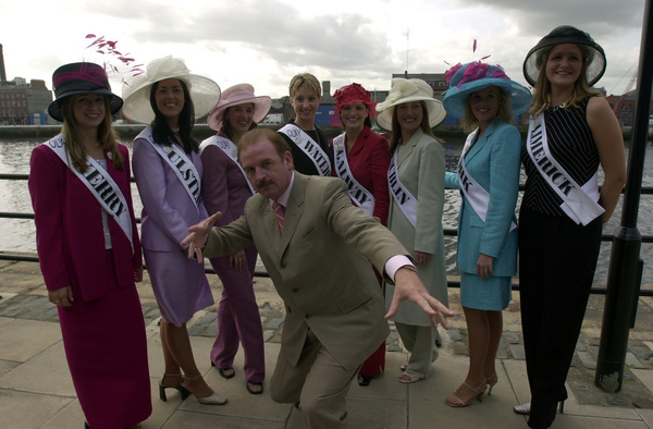 ROSE OF TRALEE INTERNATIONAL FESTIVAL COMPETITION