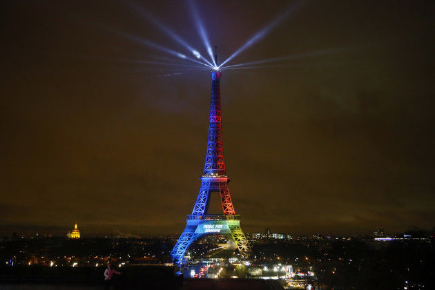 France Paris Bid 2024