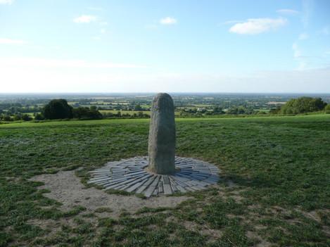 Stone of Destiny, Hill of Tara