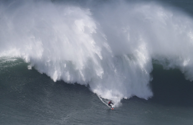 Portugal Big Wave Surf